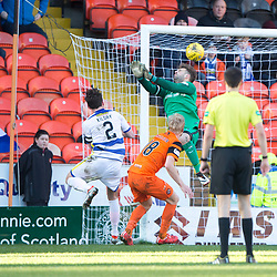 Dundee United v Morton, Scottish Championship