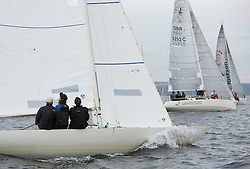 Caledonia MacBrayne Largs Regatta Week 2016<br /> <br /> Class 3, Etchells, Excalibur, Brian Young, FYC<br /> <br /> Credit Marc Turner / PFM Pictures.co.uk