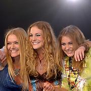 NLD/Amsterdam/20060312 - Nationaal Songfestival 2006, winnaar Treble