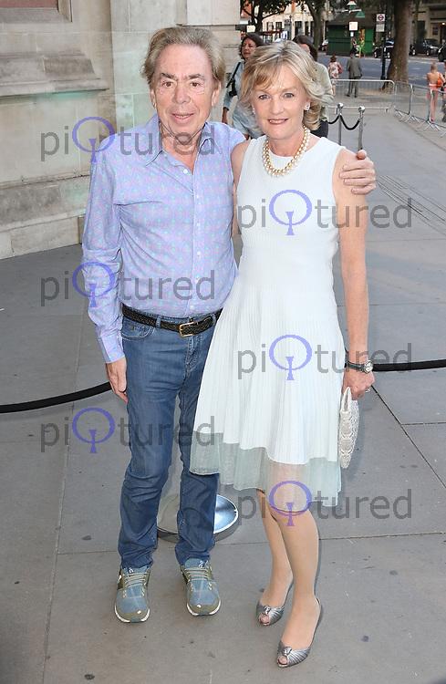 Andrew Lloyd Webber, V&A Summer Party, Victoria & Albert Museum, London UK, 21 June 2017, Photo by Richard Goldschmidt