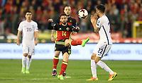 20170325 - Brussels, Belgium / Fifa WC 2018 Qualifying match : Belgium vs Greece / <br />Dries MERTENS<br />European Qualifiers / Qualifying Round Group H /  <br />Picture by Vincent Van Doornick / Isosport