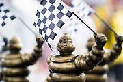 August 17-19 2018: IMSA Weathertech Michelin GT Challenge at VIR. Trophy for the Michelin GT challenge