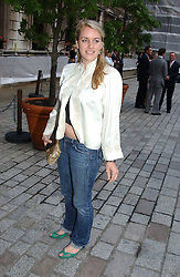 LAURA PARKER BOWLES at the Royal Academy of Arts Summer Exhibition Preview Party held at Burlington House, Piccadilly, London on 2nd June 2005<br />