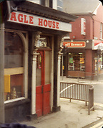 Old Dublin Amature Photos November 1983 WITH, Thomas St, Eagle House, Dundrum, Rialto, Helens House, Johns Lane,