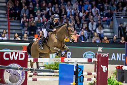 Vermeir Wilm, BEL, DM Jacqmotte<br /> Jumping International de Bordeaux 2020<br /> © Hippo Foto - Dirk Caremans<br />  08/02/2020