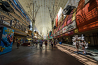 Fremont Street Experience Entrance