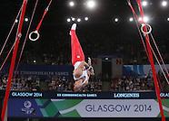 Artistic Gymnastics Day One 280714