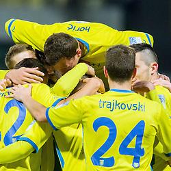 20150307: SLO, Football - Prva liga Telekom Slovenije 2014/15, NK Domzale vs NK Krka