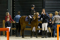 Smolders Siep, NED, Little Lady<br /> Jumping National Bixie - The Dutch Masters<br /> © Hippo Foto - Sharon Vandeput<br /> 17/03/19