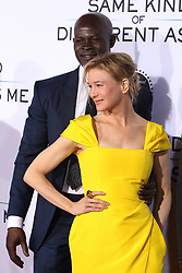 "Djimon Hounsou, Renee Zellweger at the Paramount Pictures And Pure Flix Entertainment's ""Same Kind Of Different As Me"" Premiere held at the Westwood Village Theatre on October 12, 2017 in Westwood, California, USA (Photo by Art Garcia/Sipa USA)"