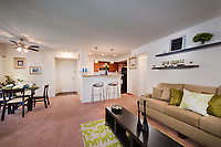 Interior Image of Mark at Salem Station Apartments in Fredericksburg Virginia by Jeffrey Sauers of Commercial Photographics, Architectural Photo Artistry in Washington DC, Virginia to Florida and PA to New England