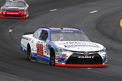 July 14, 2017 - Loudon, NH, United States of America - July 14, 2017 - Loudon, NH, USA: Ryan Preece (20) takes to the track to practice for the Overton's 200 at New Hampshire Motor Speedway in Loudon, NH. (Credit Image: © Justin R. Noe Asp Inc/ASP via ZUMA Wire)