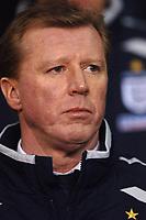Photo: Paul Greenwood.<br />England v Spain. International Friendly. 07/02/2007. England manager Steve Mc Claren in pensive mood before kick off