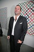 SIMON LEE, BERNARD FRIZE opening. Simon Lee Gallery. Berkeley St. London. 9 October 2007. -DO NOT ARCHIVE-© Copyright Photograph by Dafydd Jones. 248 Clapham Rd. London SW9 0PZ. Tel 0207 820 0771. www.dafjones.com.