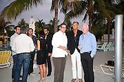 MICHAEL WOLFSON; NICHOLAS RAUBERTAS; BEAT RAAFTLAUB, AndrŽ Balazs and Marc Newson host  the US sea launch of The Acquariva, The Standard Hotel & Spa. Miami Beach. November 30th 2010. .-DO NOT ARCHIVE-© Copyright Photograph by Dafydd Jones. 248 Clapham Rd. London SW9 0PZ. Tel 0207 820 0771. www.dafjones.com.<br /> MICHAEL WOLFSON; NICHOLAS RAUBERTAS; BEAT RAAFTLAUB, André Balazs and Marc Newson host  the US sea launch of The Acquariva, The Standard Hotel & Spa. Miami Beach. November 30th 2010. .-DO NOT ARCHIVE-© Copyright Photograph by Dafydd Jones. 248 Clapham Rd. London SW9 0PZ. Tel 0207 820 0771. www.dafjones.com.