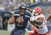 Aug 25, 2017-NFL: Kansas City Chiefs at Seattle Seahawks