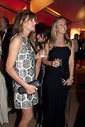 JEMIMA KHAN; ALICE BRUDENELL BRUCE, Evgeny Lebedev and Graydon Carter hosted the Raisa Gorbachev charity Foundation Gala, Stud House, Hampton Court, London. 22 September 2011. <br /> <br />  , -DO NOT ARCHIVE-© Copyright Photograph by Dafydd Jones. 248 Clapham Rd. London SW9 0PZ. Tel 0207 820 0771. www.dafjones.com.