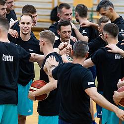 20210714: SLO, Basketball - Practice of Slovenian national team