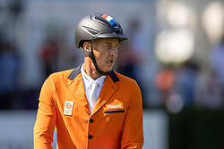 Houtzager Marc, NED, Sterrehofs Calimero<br /> European Championship Riesenbeck 2021<br /> © Hippo Foto - Dirk Caremans<br />  03/09/2021