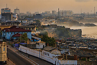 Accra Skyline from Jamestown