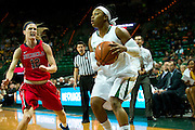 WACO, TX - DECEMBER 18: Odyssey Sims #0 of the Baylor Bears shoots the ball against the Mississippi Lady Rebels on December 18 at the Ferrell Center in Waco, Texas.  (Photo by Cooper Neill) *** Local Caption *** Odyssey Sims