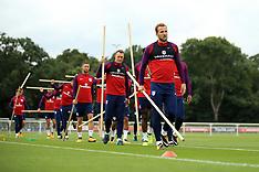 England Training - 3 Sept 2017