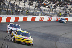 April 20, 2018 - Richmond, Virginia, United States of America - April 20, 2018 - Richmond, Virginia, USA: Jeb Burton (3) brings his race car down the front stretch during the ToyotaCare 250 at Richmond Raceway in Richmond, Virginia. (Credit Image: © Chris Owens Asp Inc/ASP via ZUMA Wire)