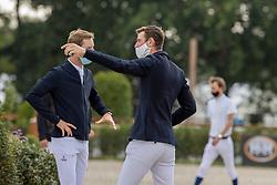Verlooy Jos, Devos Pieter, BEL<br /> Belgisch Kampioenschap Jumping  <br /> Lanaken 2020<br /> © Hippo Foto - Dirk Caremans<br /> 02/09/2020