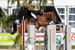Kenis Pieter, BEL, Cold Play<br /> Belgisch Kampioenschap 7 jarige springpaarden - Oudsbergen 2021<br /> © Hippo Foto - Dirk Caremans<br /> 15/08/2021