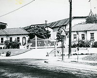 1923 Entrance To Vitagraphs Studios in Hollywood