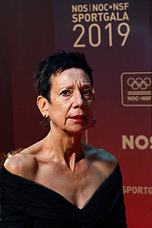 18-12-2019 NED: Sports gala NOC * NSF 2019, Amsterdam<br /> The traditional NOC NSF Sports Gala takes place in the AFAS in Amsterdam / Monique Kempff, voorzitter van KNGU.