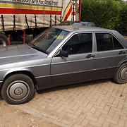 Mercedes Benz Wim van Bezooijen