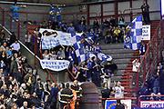 DESCRIZIONE : Pistoia Lega A 2015-2016 Giorgio Tesi Group Pistoia Vanoli Cremona<br /> GIOCATORE : tifosi<br /> CATEGORIA : tifosi<br /> SQUADRA : Vanoli Cremona<br /> EVENTO : Campionato Lega A 2015-2016<br /> GARA : Giorgio Tesi Group Pistoia Vanoli Cremona<br /> DATA : 13/03/2016<br /> SPORT : Pallacanestro<br /> AUTORE : Agenzia Ciamillo-Castoria/Max.Ceretti<br /> GALLERIA : Lega Basket A 2014-2015<br /> FOTONOTIZIA : Pistoia Lega A 2015-2016 Giorgio Tesi Group Pistoia Vanoli Cremona<br /> PREDEFINITA :