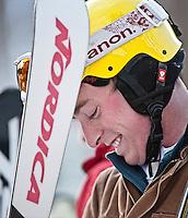 Macomber Cup alpine ski race J1 J2 at Proctor/Blackwater Ski Area in Andover February 4, 2012.