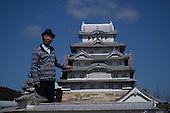 Huge miniature castle built by ONE MAN