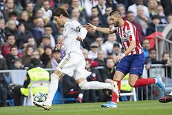 Real Madrid´s Sergio Ramos during La Liga Real Madrid v Atletico de Madrid football match at Santiago Bernabeu Stadium in Madrid, Spain. February 01, 2020. Photo by David Jar/AlterPhotos/ABACAPRESS.COM