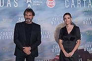 100820 'Cartas Mojadas' Madrid premiere