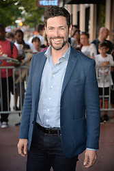 August 16, 2017 - New York, NY, USA - August 16, 2017  New York City..Brendan Hines attending the 'The Tick' TV show premiere on August 16, 2017 in New York City. (Credit Image: © Kristin Callahan/Ace Pictures via ZUMA Press)