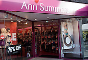 Ann Summers sale, Ipswich