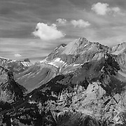 Mittlere Lohner and the Uschinen Valley