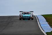 2012 FIA GT1 World Championship.Donington Park, Leicestershire, UK.27th - 30th September 2012.Nikolaus Mayr-Melnhof / Mathias Lauda, BMW E89 Z4..World Copyright: Jamey Price/LAT Photographic.ref: Digital Image Donington_FIAGT1-17621