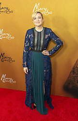 December 4, 2018 - New York, New York, United States - Claire Danes attends the New York premiere of 'Mary Queen Of Scots' at Paris Theater  (Credit Image: © Lev Radin/Pacific Press via ZUMA Wire)