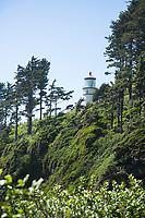 Heceta Head Lighthouse, Oregon.