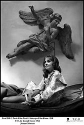 July 31, 2017 - France - Prod DB ©Paris Film Prod. / Interopa Film Rome / DR.EVA (EVA) de Joseph Losey 1962 FRA/ITA.d'apre?s le roman de James Hadley Chase.avec Jeanne Moreau.sculpture (Credit Image: © Visual via ZUMA Press)