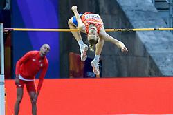 Douwe Amels met 2.19m geen medaille kansen bij het EK atletiek in Berlijn op 11-8-2018