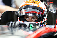 Motor<br /> Formel 1 / F1 / Forme 1 2015<br /> Foto: Dppi/Digitalsport<br /> NORWAY ONLY<br /> <br /> BUTTON jenson (gbr) mclaren honda mp430 ambiance portrait during 2015 Formula 1 FIA world championship, Bahrain Grand Prix, at Sakhir from April 16 to 19th.