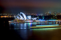 Sydney Opera House @ Night