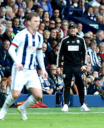 West Bromwich Albion Manager Tony Pulis  - Mandatory by-line: Joe Meredith/JMP - 15/05/2016 - FOOTBALL - The Hawthorns - West Bromwich, England - West Bromwich Albion v Liverpool - Barclays Premier League