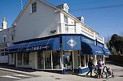 Coes traditional clothing shop, Felixstowe, Suffolk, England
