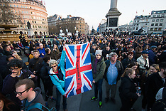 2017-03-23 Thousands attend terror attack vigil in Trafalgar Square